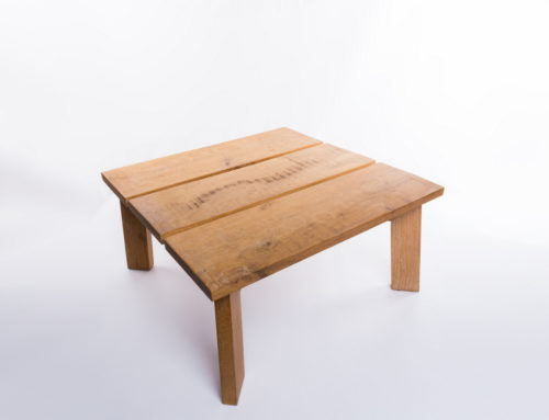 Tafel 060 naturel eiken